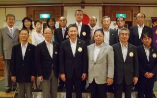 第61期最初の例会で、木原会長から就任挨拶並びに基本方針の発表がありました。