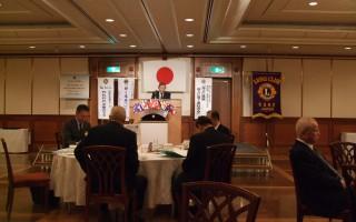 CN60周年実行委員会委員長報告 L松岡